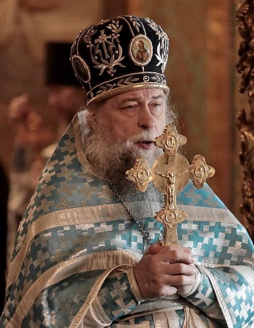 Сегодня день рождения видного историка Русской Православной Церкви архимандрита МАКАРИЯ (ВЕРЕТЕННИКОВА)