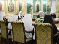 Священный Синод принял ряд важных решений